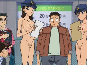 Detective Conan Hentai Manga