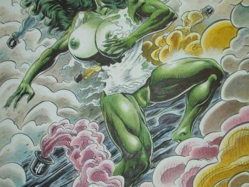 Chyna Avengers Porn