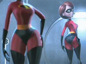 Helen Violet Mirage 208661 - Helen_Parr The_Incredibles animated.gif
