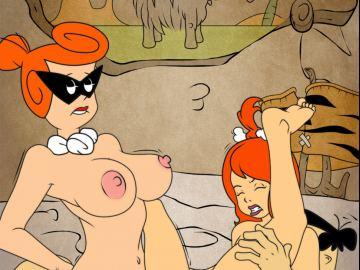 Flintstones Pebbles Porn