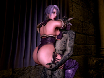 Ivy Amy 1270379 - Argonian Isabella_Valentine Skyrim Soul_Calibur The_Elder_Scrolls animated crossover gmod noname55.gif