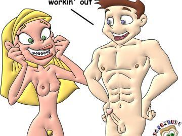 Cartoon Sex Com