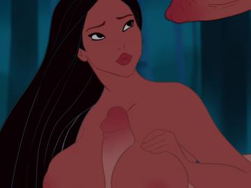 Disney Herculease Nude