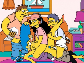 Bart And Lisa Simpsons Sex