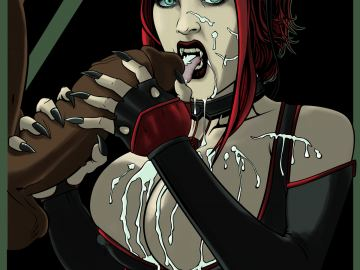 Bloodrayne Boobs Nude