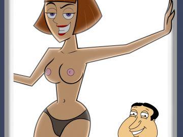 Free Nude Family Guy Mrs Lockheart Image