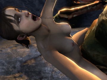 1076802 - Antlion Half-Life_2 Left_4_Dead MrHappyWantsToPlay Zoey animated source_filmmaker.gif