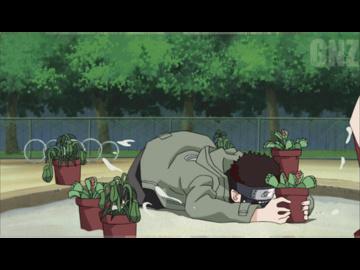 Konan Tsunade Sakura Shizune Hanabi Hinata Kushina Uzumaki Tenten Ino Ay (4th Raikage) 1105467 - Hinata_Hyuuga Naruto Shino_Aburame animated gnz.gif