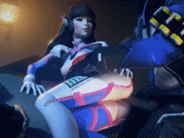 D.Va Tracer Mercy Sombra 1887048 - D.Va Overwatch animated soldier_76.gif