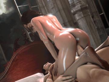 Alexia Ashford Manuela Hidalgo Ashley Graham 38_Helena_Harper_Resident_Evil_Animated_Hentai_3D_CGI.gif