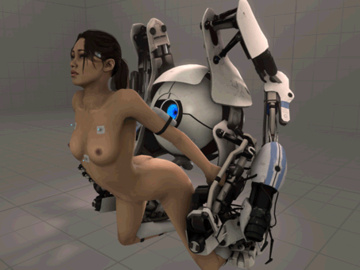1095634 - Atlas Chell Portal Portal_2 andreygovno animated source_filmmaker.gif