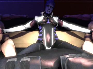 1020997 - Aria_T'loak Asari Doctor_Pop Mass_Effect animated source_filmmaker.gif