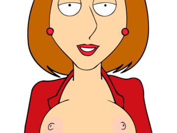 Adult Family Guy Comics