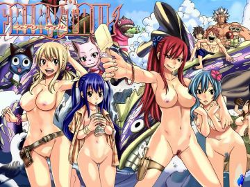 Fairy Tail Xxx Photos