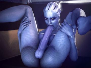 1057627 - Asari Liara_T'Soni Mass_Effect animated fugtrup source_filmmaker.gif