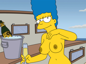 Marge Simpson 1618783 - Marge_Simpson The_Simpsons WVS animated.gif
