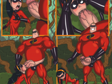 The Incredibles Nude Model