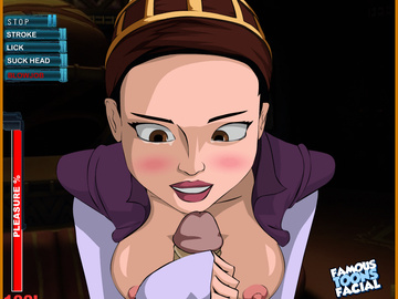 1094991 - Clone_Wars Padme_Amidala Star_Wars animated famous-toons-facial.gif