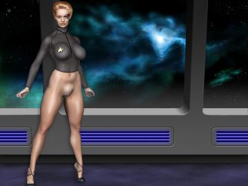 Star Trek Latex Porn