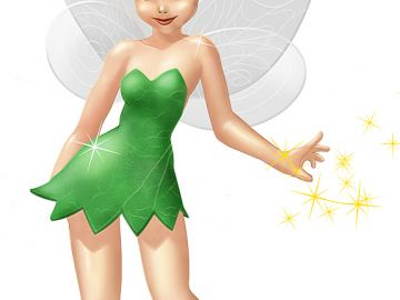Hot Tinkerbell Chick