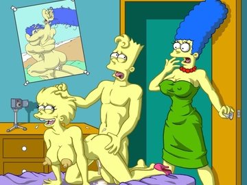 Simpsons Hentai Comic