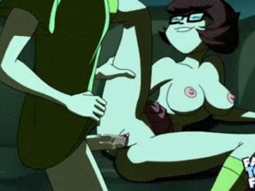 Velma Dinkley 1108514 - Scooby-Doo Shaggy Velma_Dinkley animated famous-toons-facial.gif
