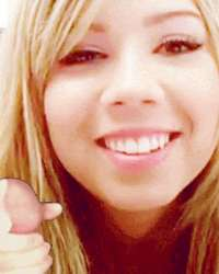 Sam Puckett  1144150 - GIFNERD Jennette_McCurdy Sam_Puckett animated fakes iCarly.gif