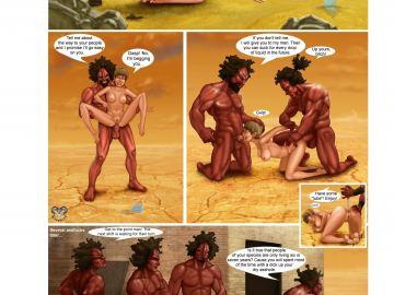 Flintstones Meet The Jetson Porn Comic
