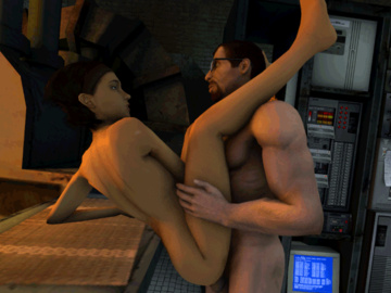 319_1213583_Alyx_Vance_Gordon_Freeman_Half_Life_animated_source_filmmaker.gif