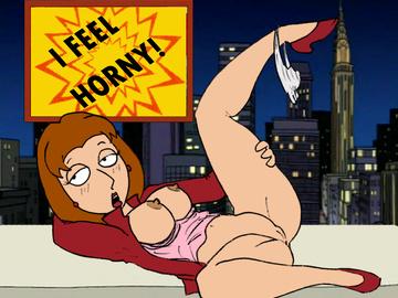Drawn Sex Presents Family Guy