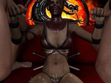 Porn Mortal Kombat