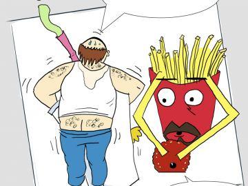 6teen Spanish Cartoon