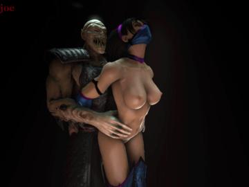Kitana 1433815 - Baraka Beastlyjoe Kitana Mortal_Kombat animated source_filmmaker.gif