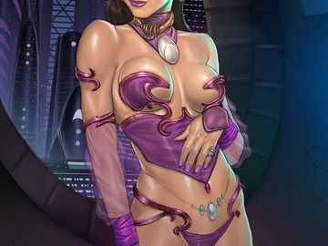 Star Wars Ashoka Porn