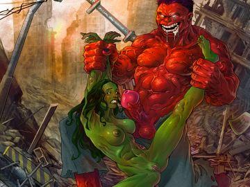 Chyna Avengers Porn Pics