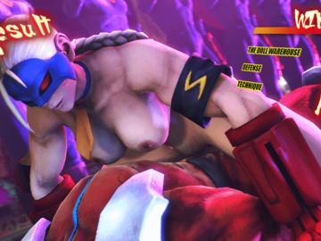 Street Fighter Hentai Chun Li