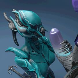 1827680 - Saryn Tenno Warframe blender blender_cycles dirtystigma valkyr.gif