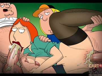 Free Cartoon Porn Family Guy