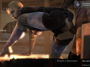 Gaara Jill Valentine Ashley Graham Fong Ling  22_14_02_19_Resident_Evil_Jill.gif