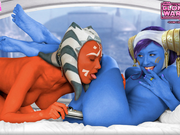 Ahsoka Star Wars Sex