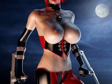 Bloodrayne Hard Sex