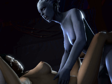 1311871 - Asari Flash89 Liara_T'Soni Mass_Effect Miranda_Lawson animated source_filmmaker.gif