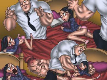 The Incredibles Violet Porn