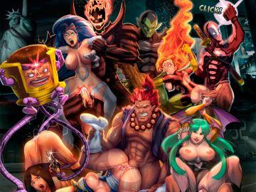 Street Fighter Cartoon Sex Pictures