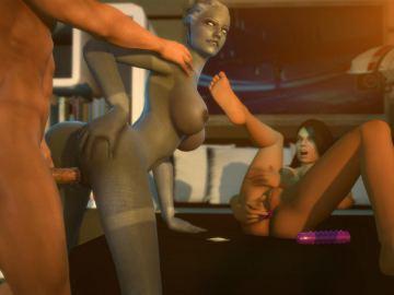 Mass Effect Hentai