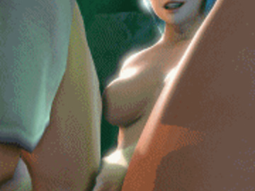Peatrice Princess Ruto Hena 1544502 - Hyrule_Warriors Lana Legend_of_Zelda animated timpossible.gif