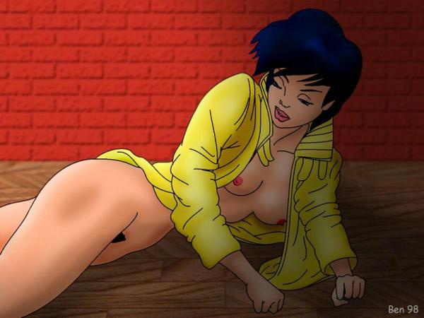 so far so good it looks like jubilee is waiting waiting for some one with a big dick and enough strength to pick her up off the ground an fuck her pussy realy good and hard but who is up for this task?