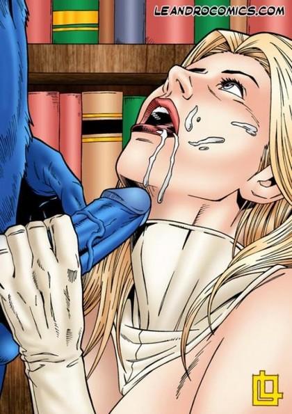 Xmen Porn Comics