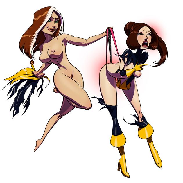 Mystique Porn X-men