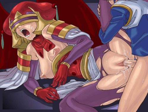 Yu gi oh Cartoon Sex
